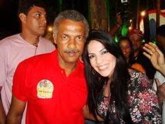 Antonio Ribeiro e Anamara / Foto Carol Cotias