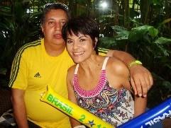 Jamil Moreira Castro e Kátia Guzzo / Foto Carol Cotias