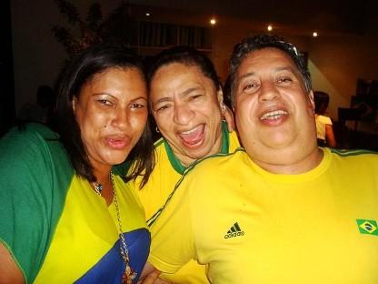 Marta Góes, Licia Fabio e Jamil Moreira Castro / Foto Carol Cotias