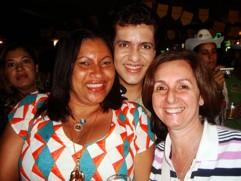Marta Góes, Michel Telles e Denise Marconi / Foto Carol Cotias