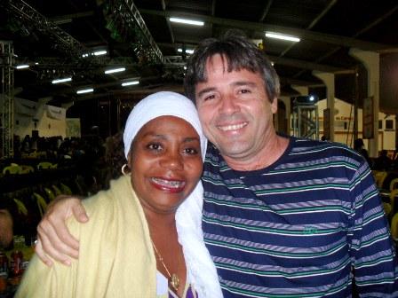 Dadá e Carlinhos Serra | Foto Divulgação