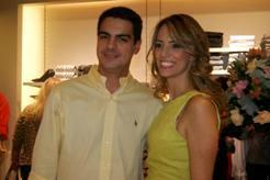 Manuela Rossi e Felipe-Sica | Foto Lorena Gonzalez-Full Time Agência de Imagens