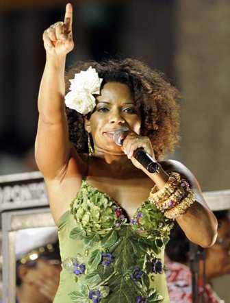 Margareth Menezes | Fot: Reprodução