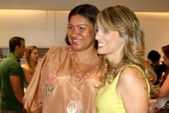 Marta Goes e Manuela Rossi | Foto Lorena Gonzalez-Full Time Agência de Imagens