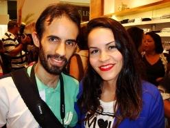Estefano Diaz e Mariana Caldas | Foto Carol Cotias
