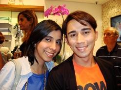 Lorena Gonzalez e Tamyr Mota | Foto Carol Cotias