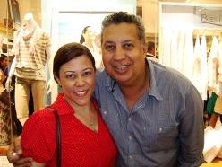 Márcia Luz e Jamil Castro | Foto Carol Cotias