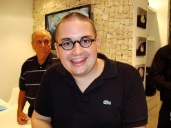 Pedrinho Figueredo | Foto Carol Cotias