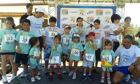 Corrida Kids | Foto Victor Vilarpando