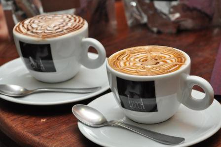 Lucca Café | Foto Studio Kin Kin