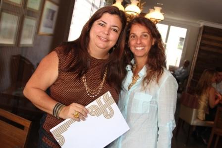 Adriana Cruz e Barbara Camara | Foto Divulgação