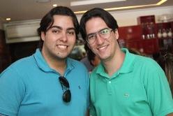 Marcelo Borges e Arthur Athayde | Foto Divulgação