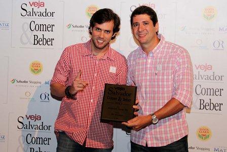 Roberto Taboada e Fernando Daltro | Foto Yuji Sogawa