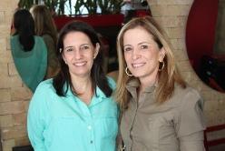Susane Cabus e Adriana Araujo | Foto Divulgação