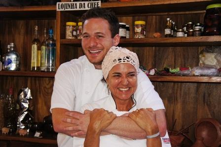 Dallton Rangel e Tereza Paim | Foto Carol Cotias