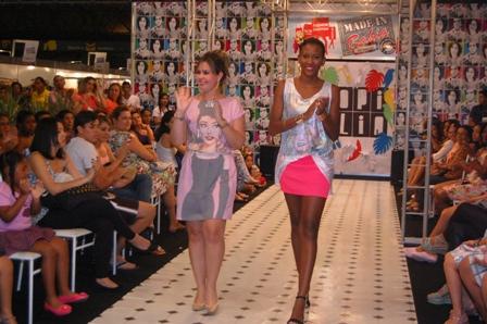 Desfile dos blogueiros de moda | Foto Divulgação