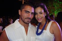 Ariel Freitas e Ágata Fidelis | Foto Carol Cotias