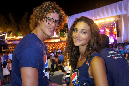 José Loreto e Débora Nascimento | Foto Carol Cotias