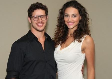 José Loreto e Debora Nascimento | Foto AgNews