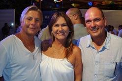 Paulo Pedreira, Anna Valéria e Nino Nogueira | Foto Carol Cotias