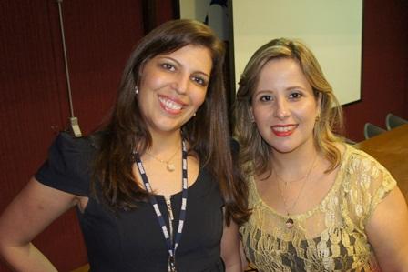 Scheila Bulhões e Juliana Braga | Foto Carol Cotias