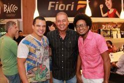 Adelmo Casé, José Pinheiro e Magary Lord | Foto Zazo Guerra