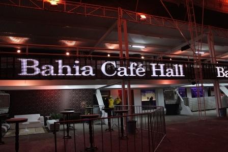 Bahia Café Hall | Foto Divulgação