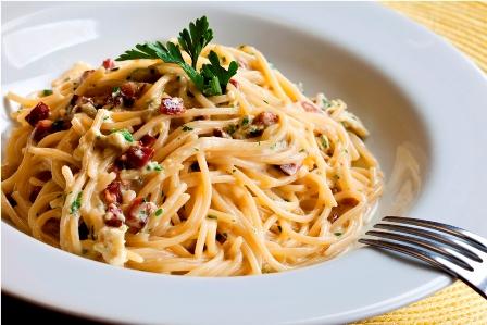 Espaguete a Carbonara | Foto Divulgação