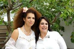 Vanessa da Mata e Tatiana Ponce | Foto Carol Cotias