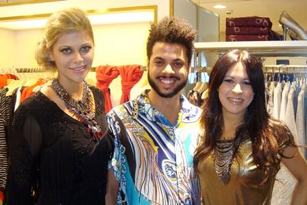 Helô Ferreira, Aládio Marques e Kelba Varjão | Foto Carol Cotias
