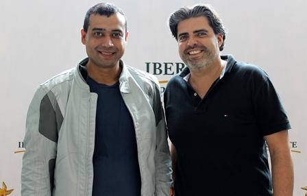 José Paulo Reis e Joan Gutierrez | Foto Divulgação
