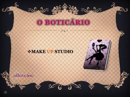 Make Up Studio | Foto Reprodução