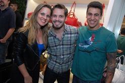 Marcia Nascimento, Rodrigo Penna e Dan Soriano | Fotos André Carvalho/Bokser