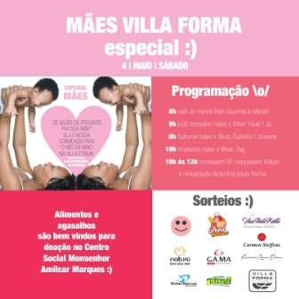 Villa Forma | Foto Divulgação