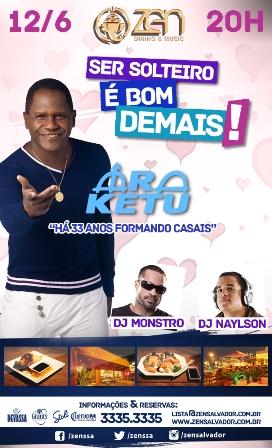 Ara Ketu | Foto Divulgação