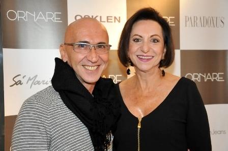 Doda Guedes e Regina Weckerle | Foto Paulo Sousa