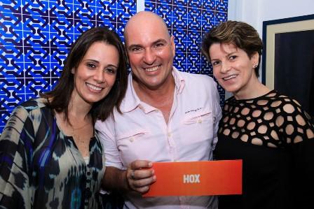 Silvia Passos, Nino Nogueira e Marcia Franco | Foto Fabio Peixoto