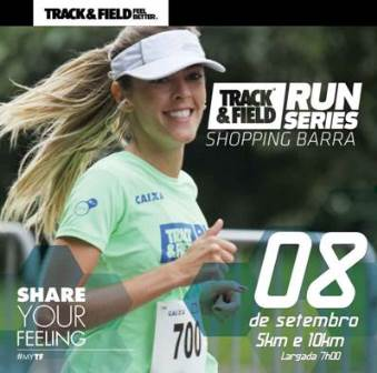 Corrida Track&Field | Foto Divulgação