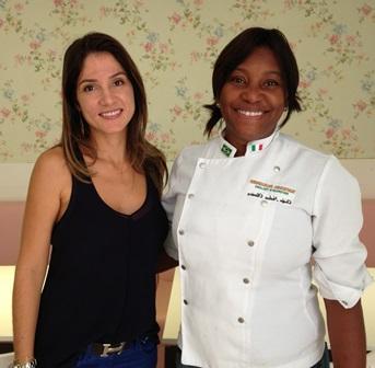Cristiane Machado e Nalva Oliveira | Foto Divulgação
