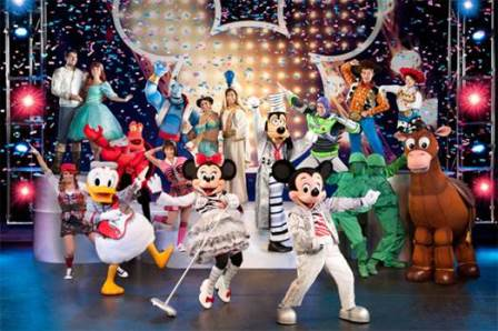 Disney Live | Foto Copyright Feld Entertainment