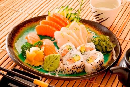 Perini Sushi | Foto Divulgação