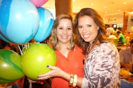 Juliana Braga e Camila Marinho | Foto Carol Cotias