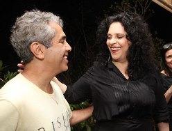 J. Velloso e Gal Costa | Foto Edgar Souza