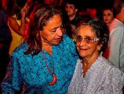 Licia Fabio e Clara Velloso | Foto Edgar Souza