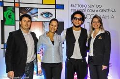 Rogério Oliveira, Marcela Calabre, Jau e Ana Carolina Granado | Foto Flávio Guaraná/StudioK