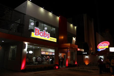 Bob's | Foto Mateus Pereira