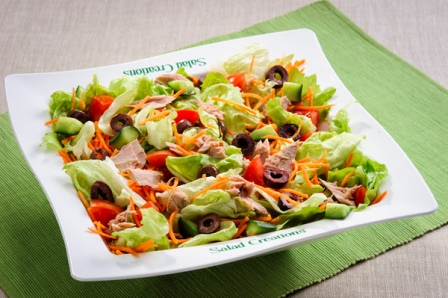 Salad Creations | Foto Divulgação
