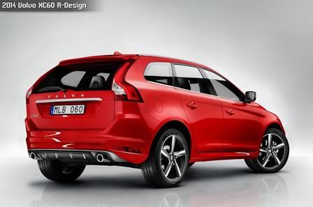 Volvo-XC60 | Foto Divulgação