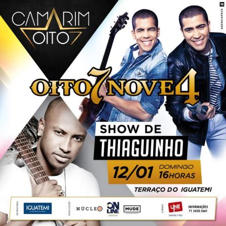 Camarim Oito7 | Foto Divulgação