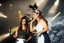 Ivete Sangalo e Mari Antunes | Foto Carol Cotias